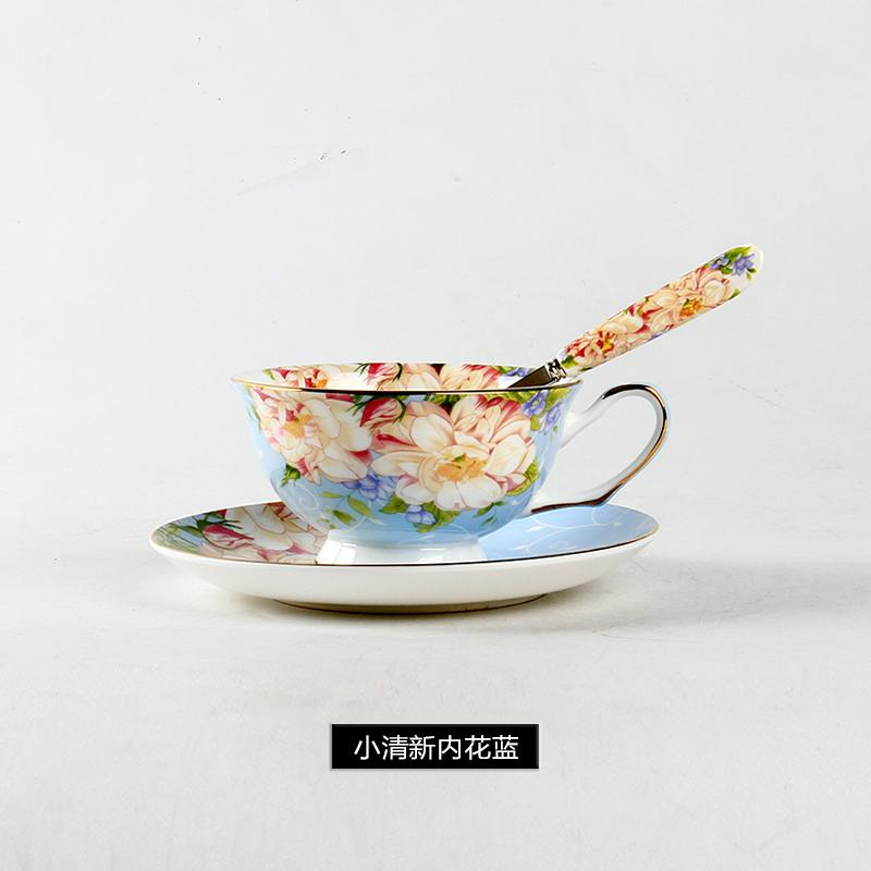 ... Avalon Cangkir Kopi Bergaya Eropa Tulang Cina Teh Cangkir dan Piring Kopi Tea Time Gaya Inggris