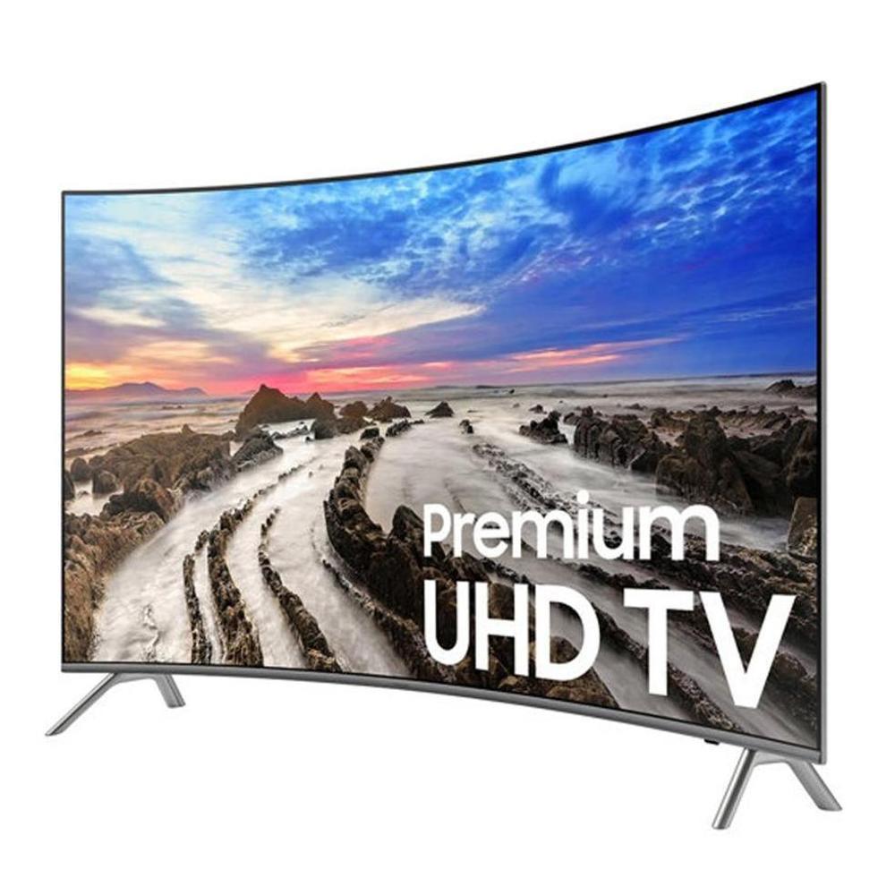 Promo Curved Tv Uhd 4K 55 Inch Samsung Ua55Mu8000 Smart Tv 55Mu8000 Bonus Hwm360