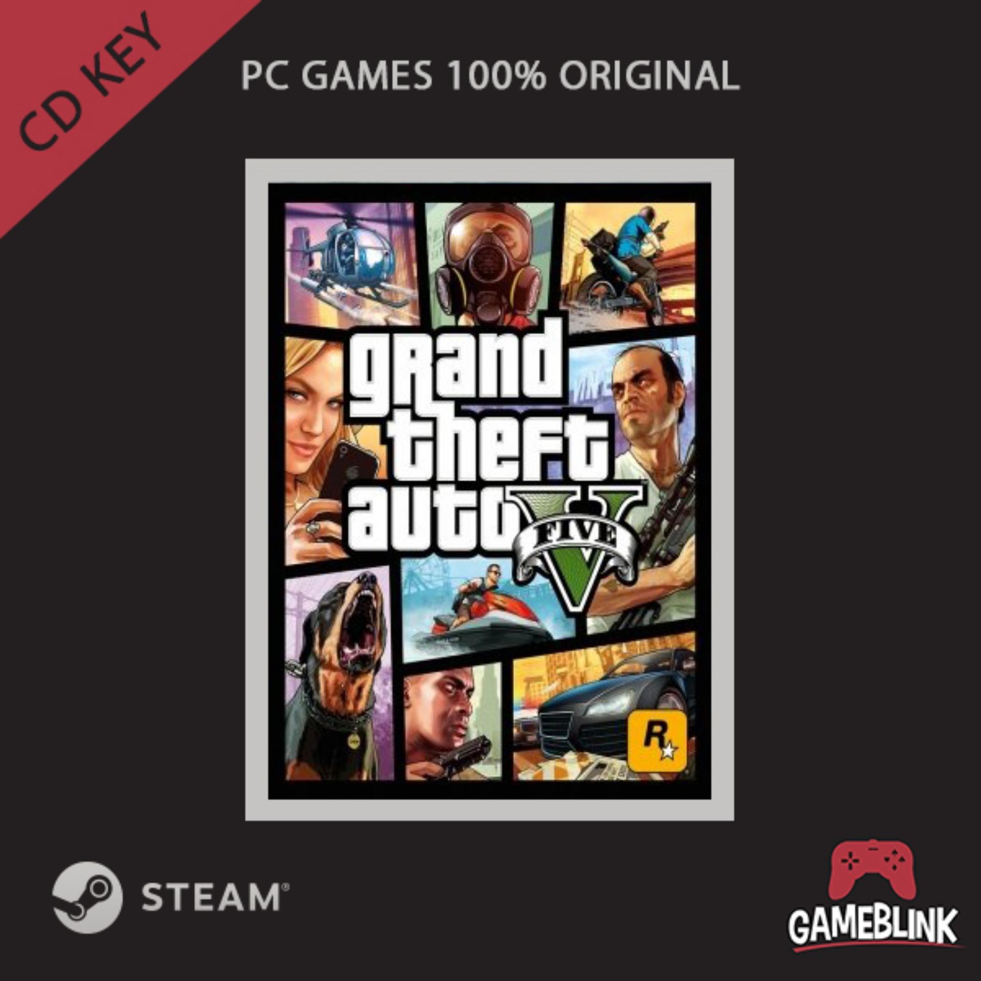 Indomog Steam 60000 Daftar Update Harga Terbaru Dan Terlengkap Voucher Lyto 175000 Game On Gta 5 Grand Theft Auto Cd Key