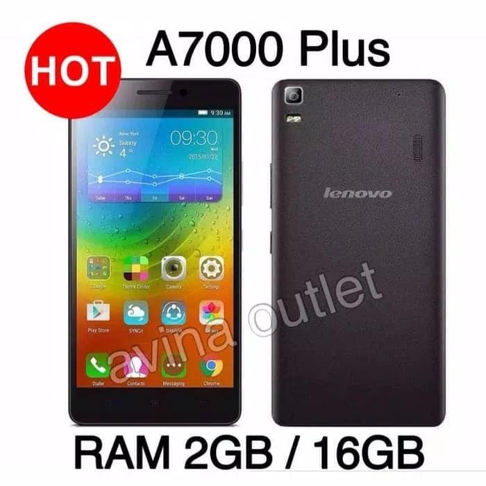Lenovo A7000 Plus - Ram 2GB/16GB - Hitam