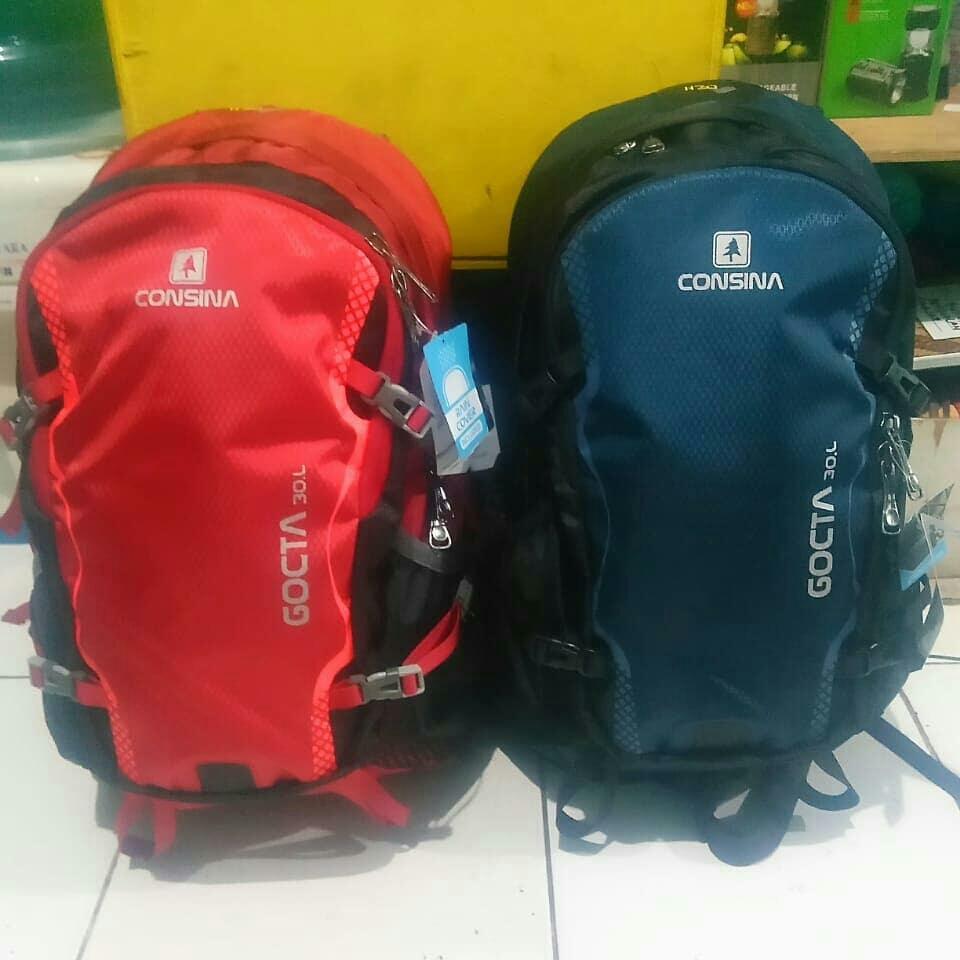 Jual Aneka Produk Consina Terlaris Folding Stool Daypack Tas Ransel Sekolah Kuliah Backpack Gocta