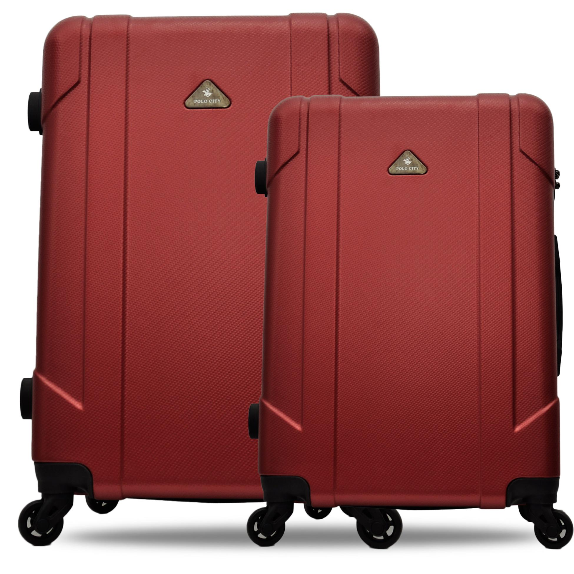Polo City Tas Koper Hardcase SET size 20+24 inch - 303 69aa998785
