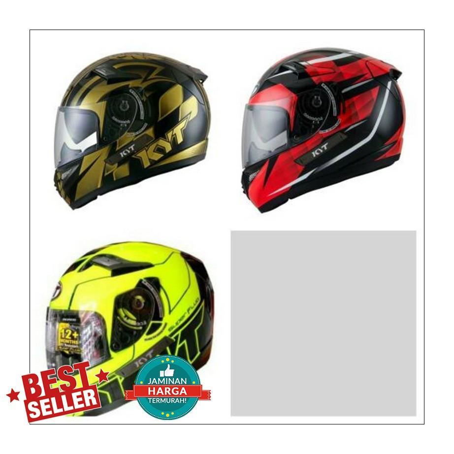 Helm KYT K2 Rider Limited Motif