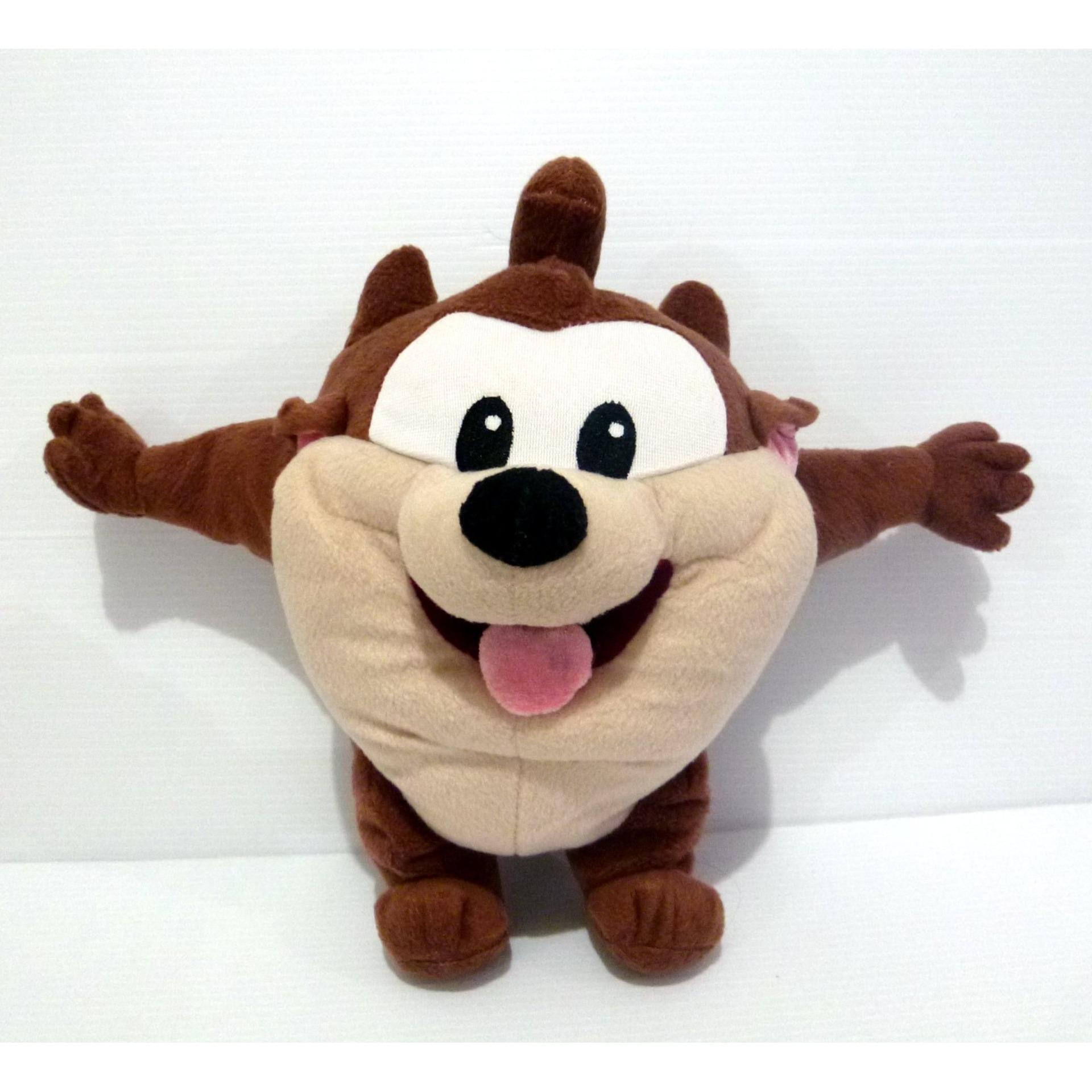 Boneka Baby Tazmania Taz Tasmanian Devil ORI Movie World Australia