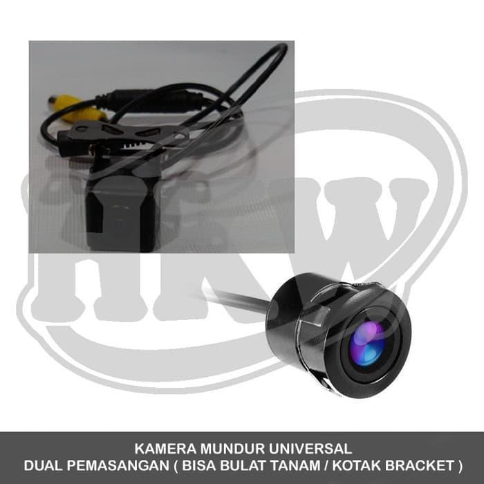 Kamera Mundur Universal Dual Pemasangan Mobil Ertiga 2011 - 20