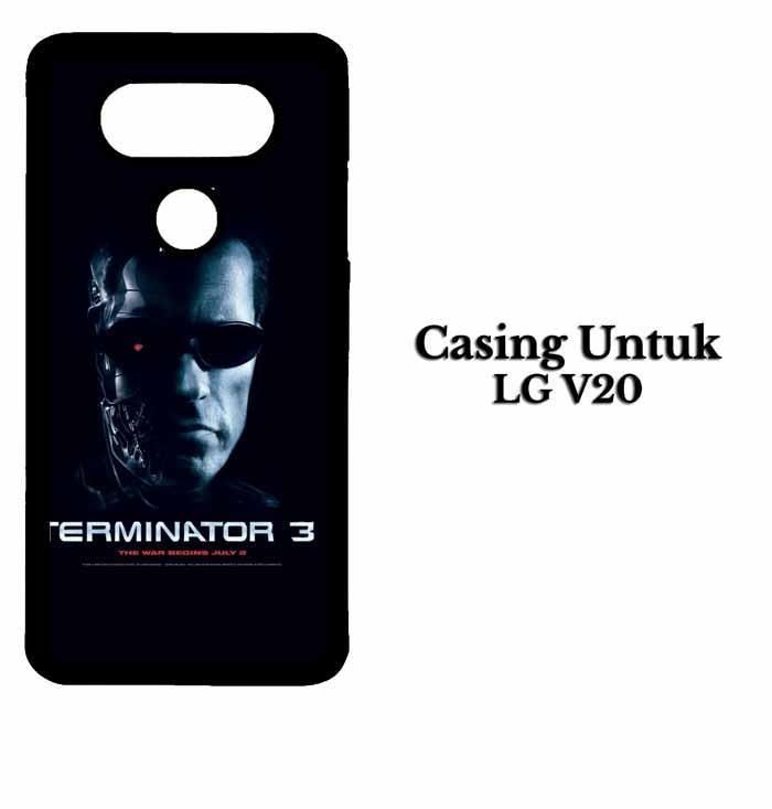 Casing LG V20 terminator Hardcase Custom Case Se7enstores