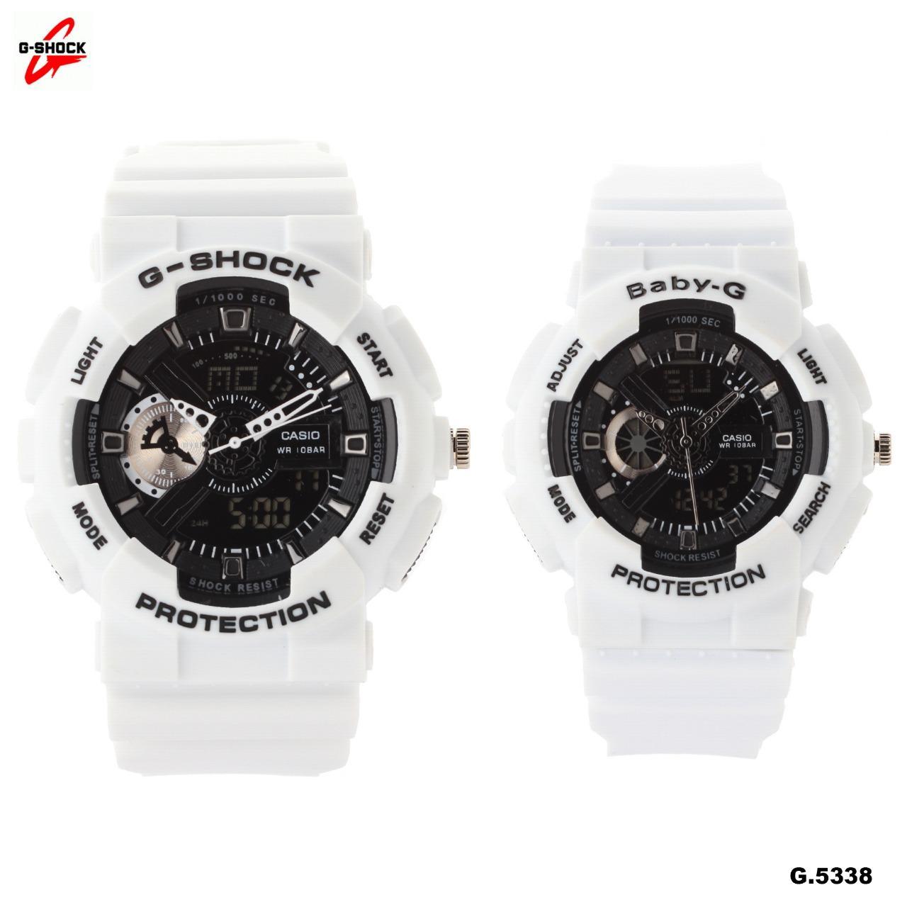 Casio Baby G Bga 230 4b Sinyal Waktu Setiap Jam Perempuan Perhiasan 230sc 7b Babyg Bga230sc 7 Original Ampamp Bergaransi