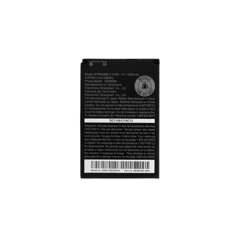 HTC G15 BTR6285B Battery for EVO Design 4G & Hero S Ori Diskon