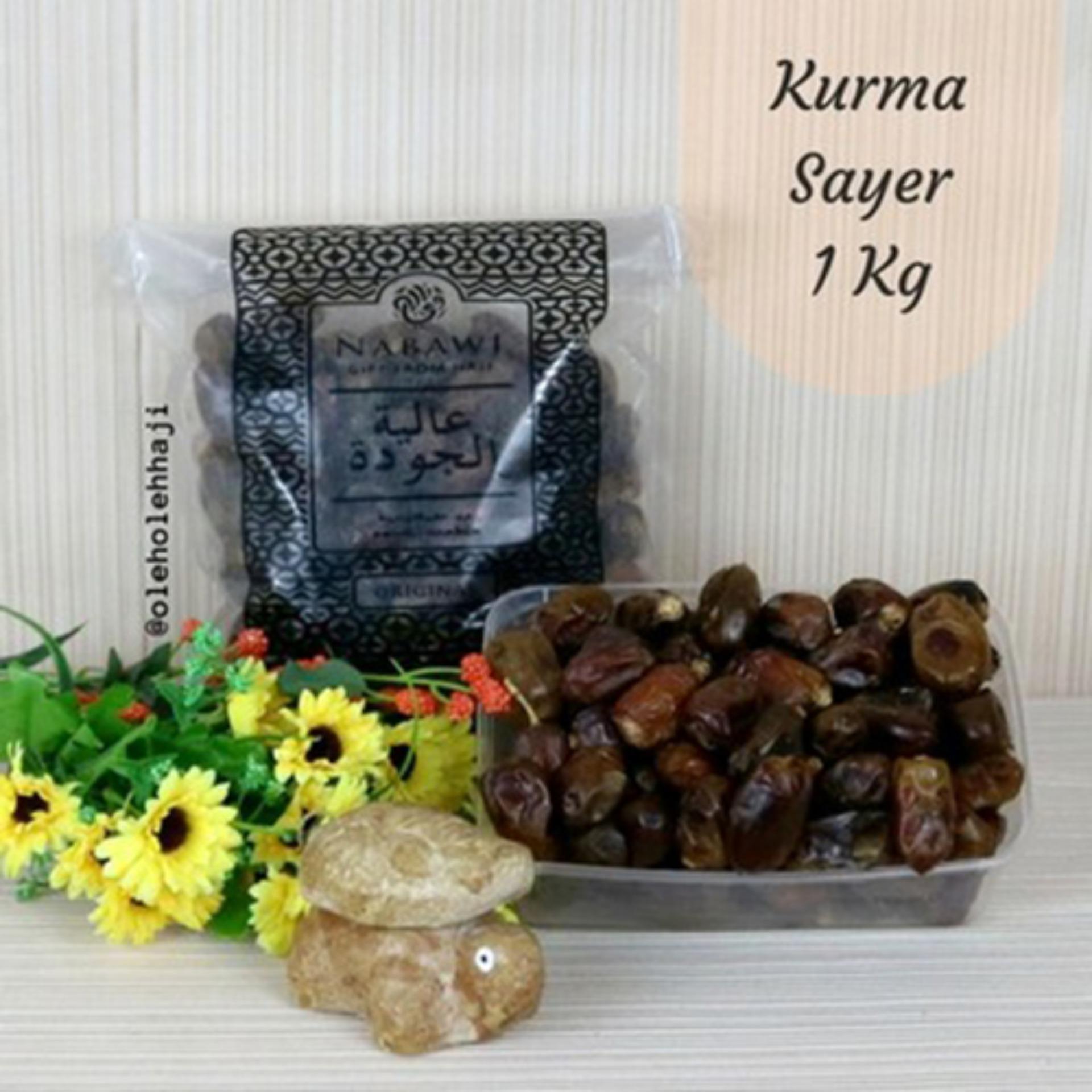 Nabawi Kurma Sayer 1kg