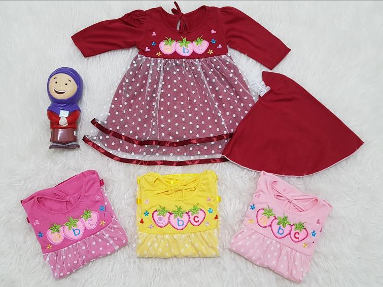Baju Muslim Baby Gamis Baby Baju Bayi