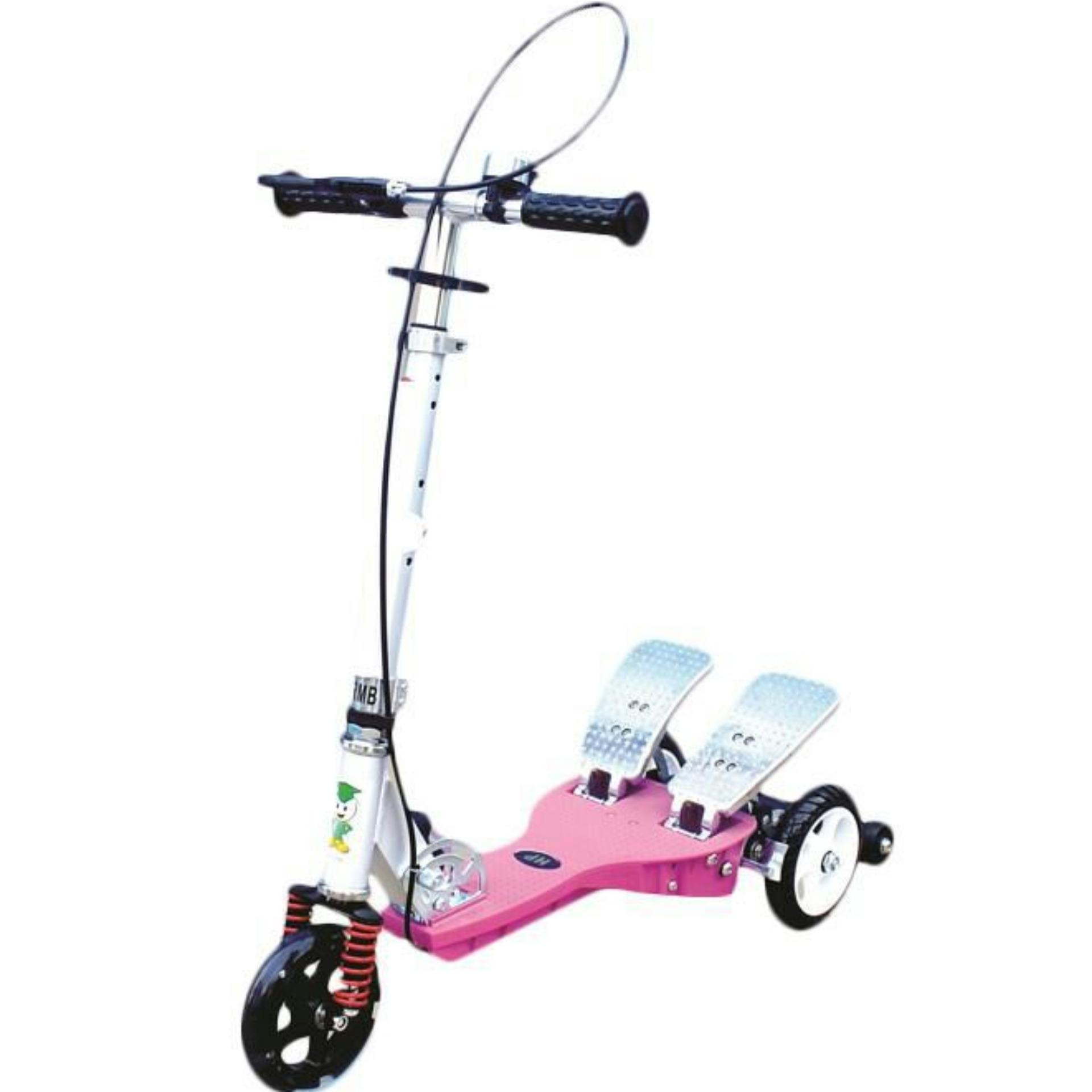 Skuter/Scooter Injak/Otopet RMB QY11AP - Pink