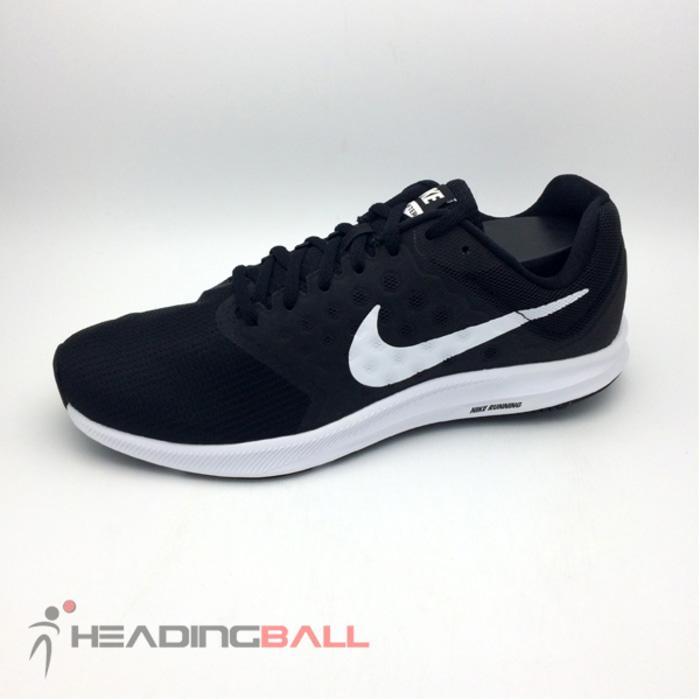 Sepatu Running/Lari Nike Original Downshifter 7 Black White 852459-002
