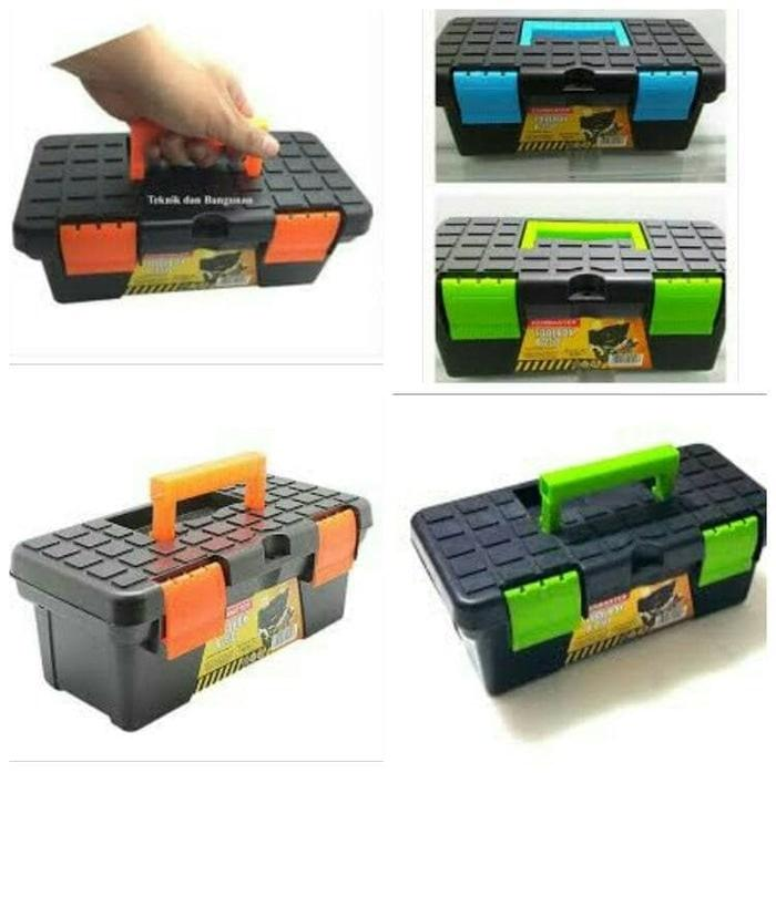 TOOL BOX KENMASTER MINI B 250 TOOLBOX TOOLKIT KOTAK PERKAKAS KIT SET
