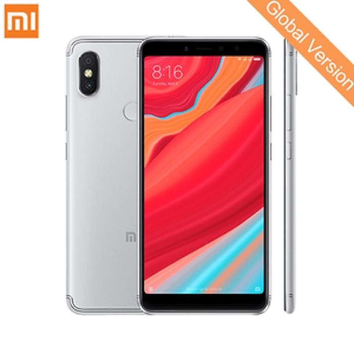 Jual Handphone Xiaomi Terbaru Redmi 5 Plus Ram 3gb Internal 32gb Blue Garansi Distributor S2 4 64gb Global Version