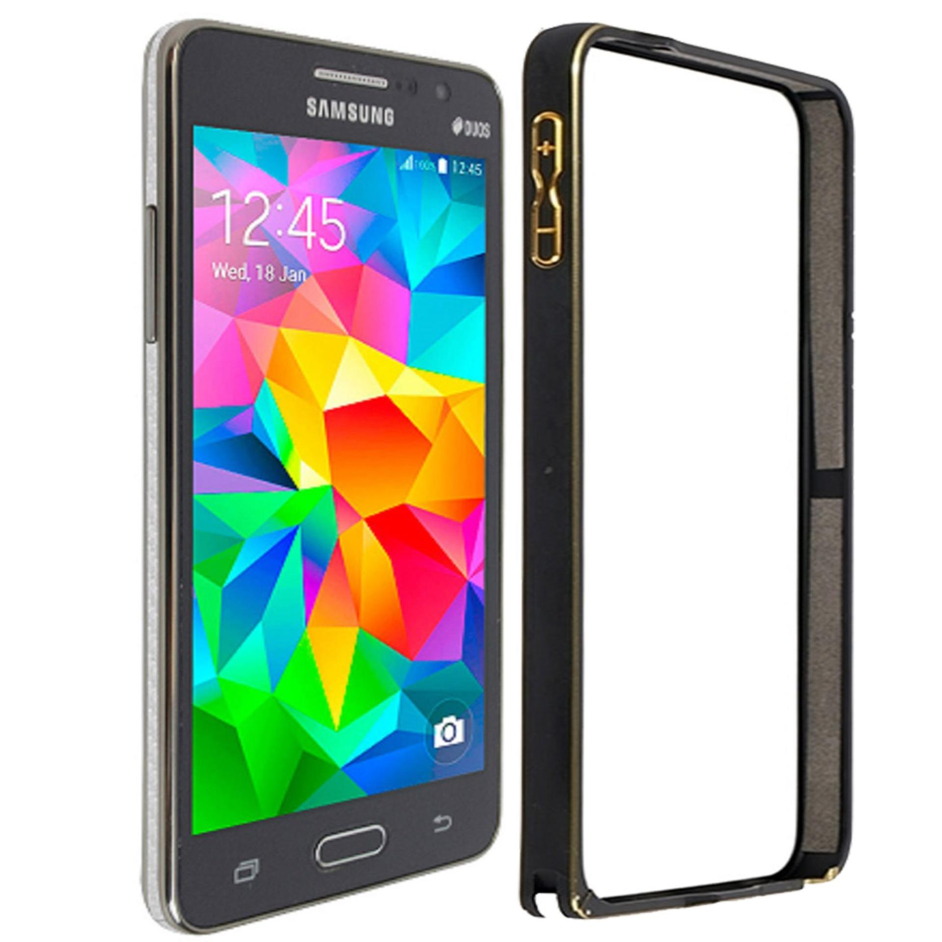 Aluminium Bumper Stainless Metal Bezel List for Samsung Galaxy Grand Prime G350 Prime Plus J