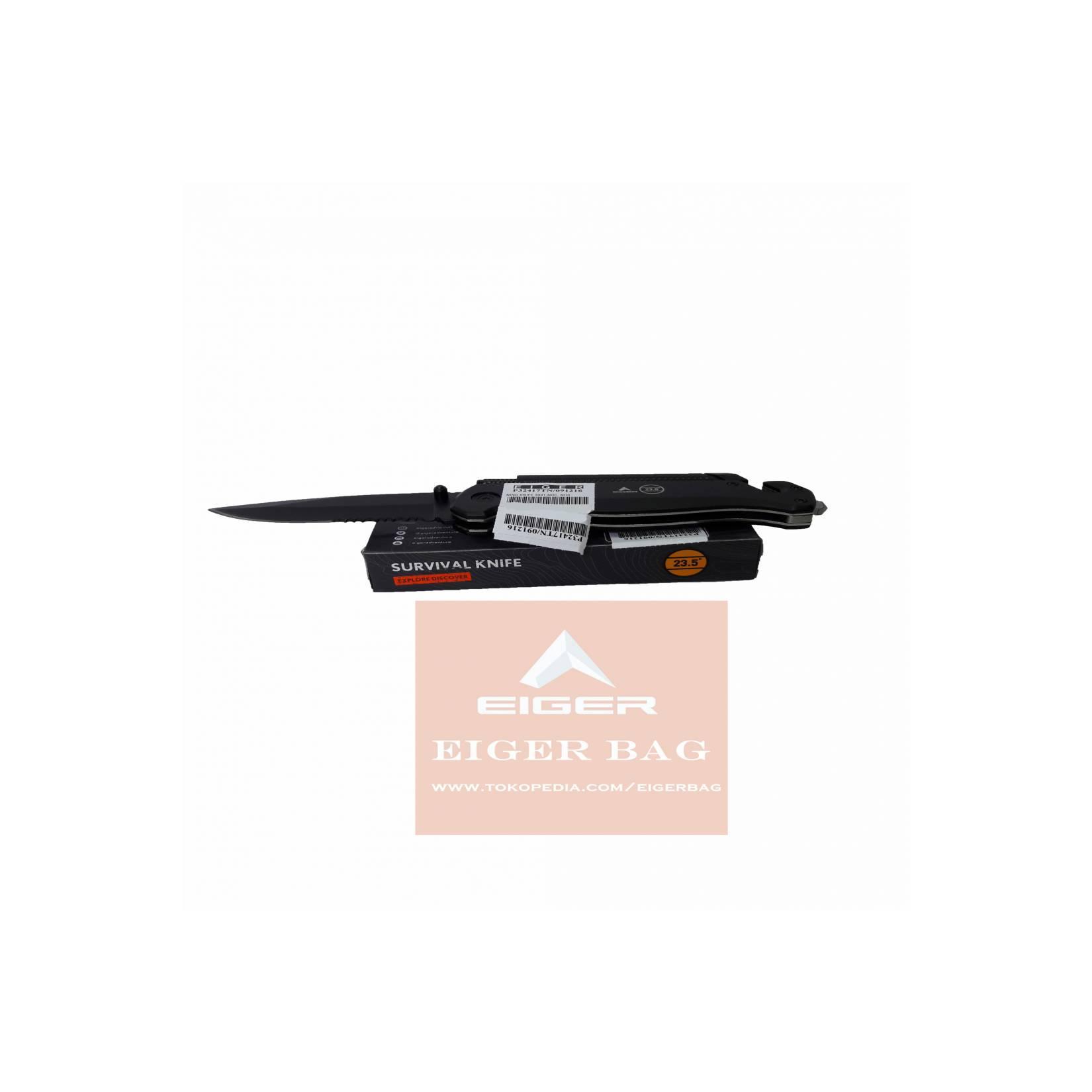 Pisau Lipat Eiger P324 NING KNIFE 3941 ORIGINAL