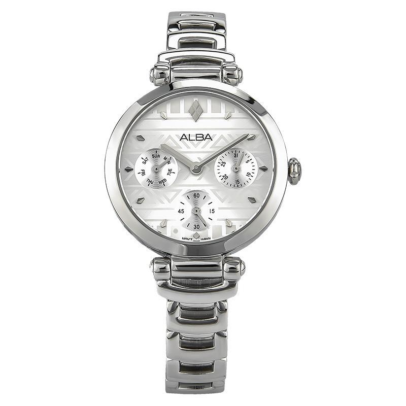Alba AP6545X1 Jam Tangan Wanita Stainless Steel Bracelet