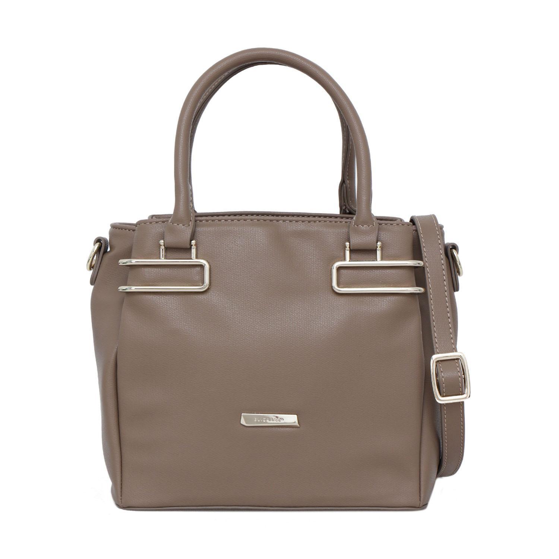 Tas Wanita Elizabeth Raya Handbag Khaki