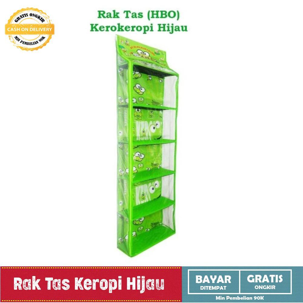 Buy Sell Cheapest Rak Tas Karakter Best Quality Product Deals Gantung Perabote Store 6 Tingkat