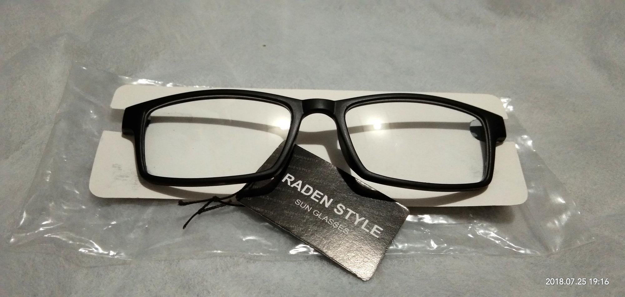 Vintage Style - Kacamata Pria Wanita Unisex - Frame Hitam Doff - Fashion -  INI s Mart ce3b79b356