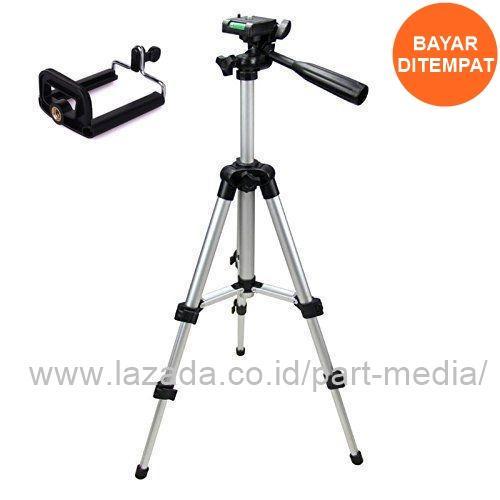 Tripod Universal WT-3110A For Pocket Camera DSLR / Canon / Nikon / Sony / YI Dll