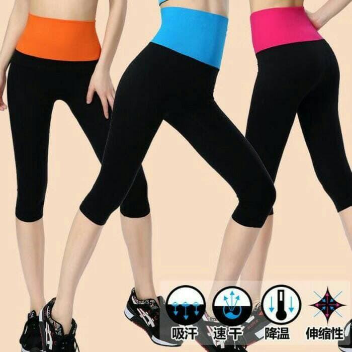 Tally Celana Sport 3903 - Celana Gym - Celana Yoga Wanita