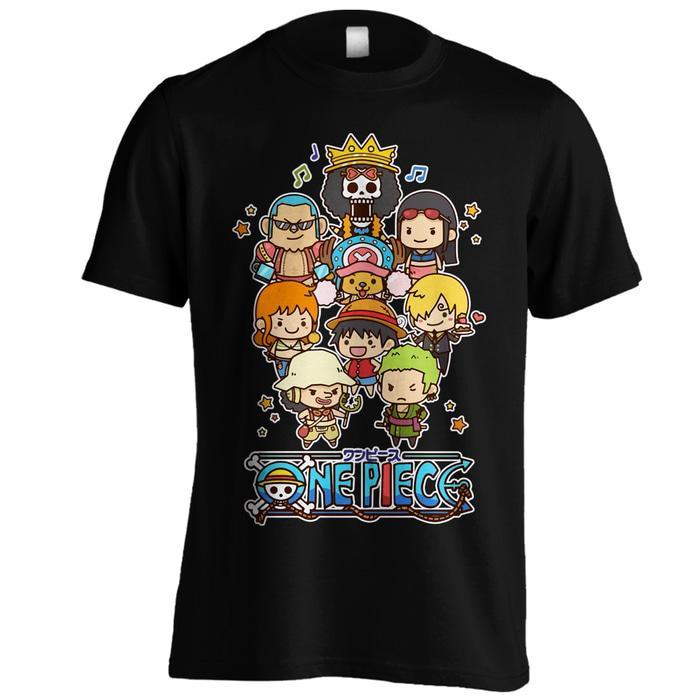 Diskon 10%!! Kaos Anime One Piece C03 Baju Distro Murah Onepiece Luffy Zoro Onepiec - ready stock