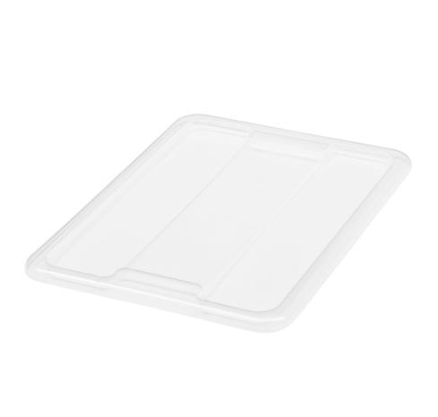 PROMO!! IKEA SAMLA Penutup utk kotak 11/22 l, transparan MURAH /  BUBBLE 3 LAPIS / ORIGINAL / IKEA ORIGINAL