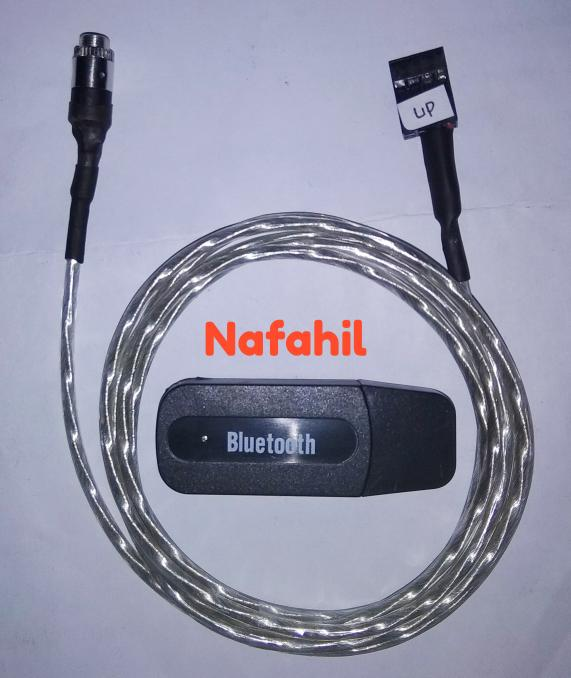 New Kabel Aux Female Bluetooth Suzuki Ertiga Swift SX4 Grand Vitara