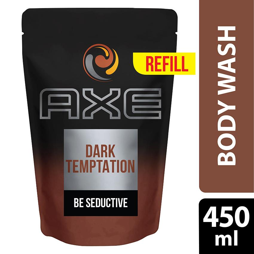 Axe Bodywash Dark Temptation Reffil 450ml By Lazada Retail Axe.