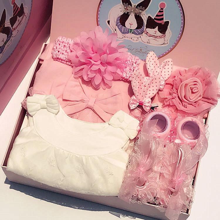 Rok Gaun Putri Bayi Musim Panas Hari Gaun Malam