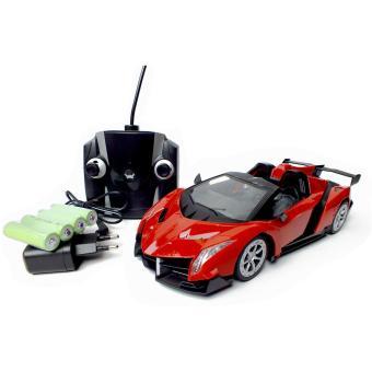 ... Harga preferensial Galeri Boneka Mainan RC Mobil Lamborghini Veneno Remote Control beli sekarang Hanya Rp197