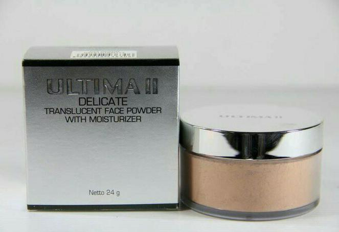Diskon 10% Ultima Ii Face Powder 24Gr / Bedak Tabur - ready stock