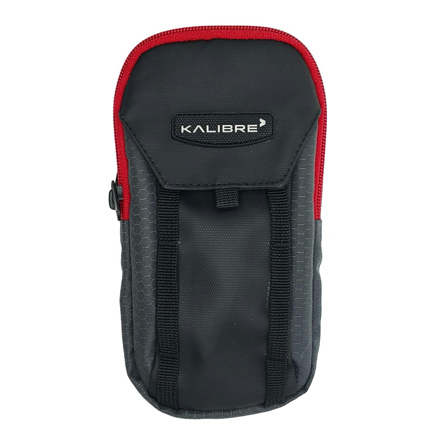 Kalibre 920348-042 Smartphone Case / Dompet Hp / Tas pinggang Vape / Vapor / Android / Iphone / Bb / Digital Camera Grey-Black