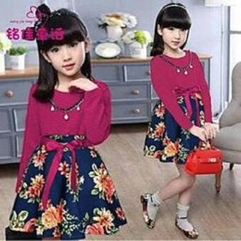 COLL- KID FASHION > DRESS ANAK > FASHION ANAK PEREMPUAN > FIT TO 5-