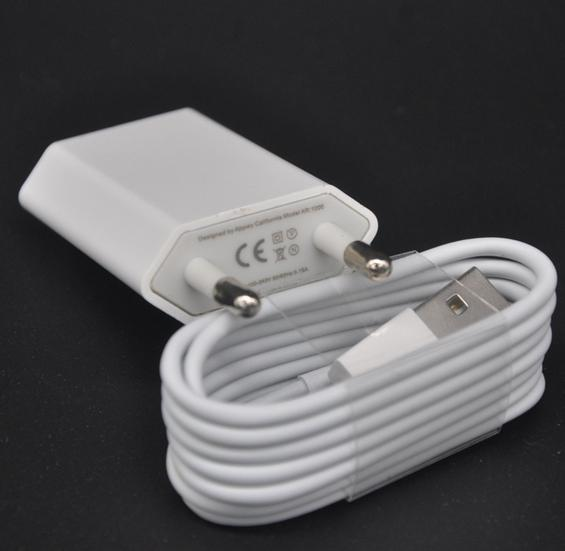 travel charger original iphone 5 / 5s / 5c / ipad mini / ipod touch 5