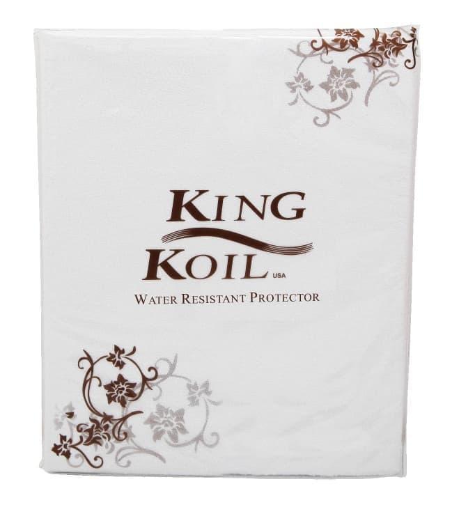 Pillow Protector King Koil 51x76 | Sarung Pelindung Bantal Kingkoil