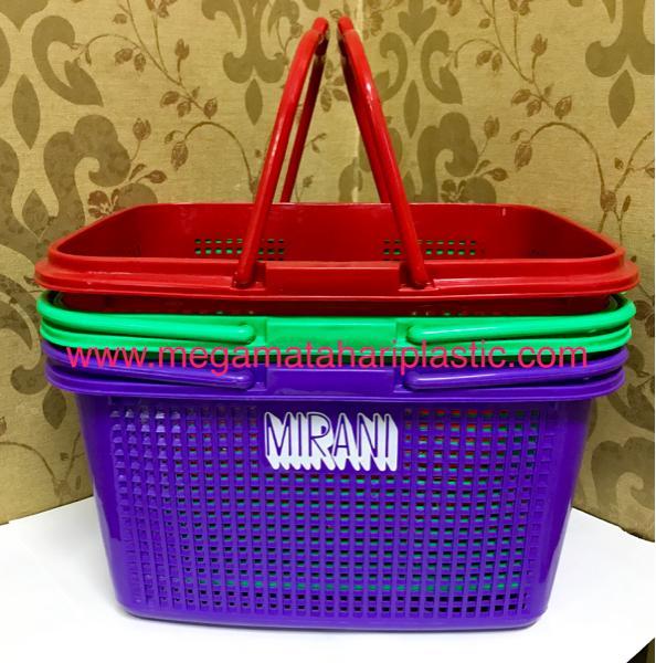 PROMO  Keranjang Belanja / Minimarket / Supermarket MIRANI