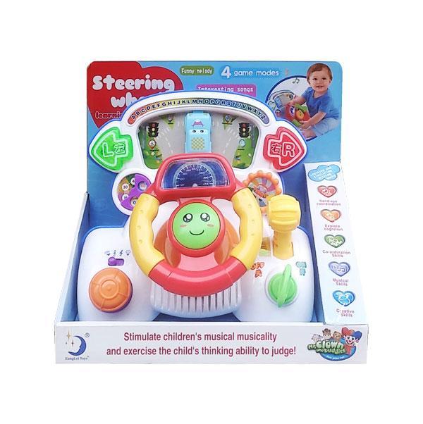 Steering Wheel 2209-16 Mainan Setir-Setiran Mobil