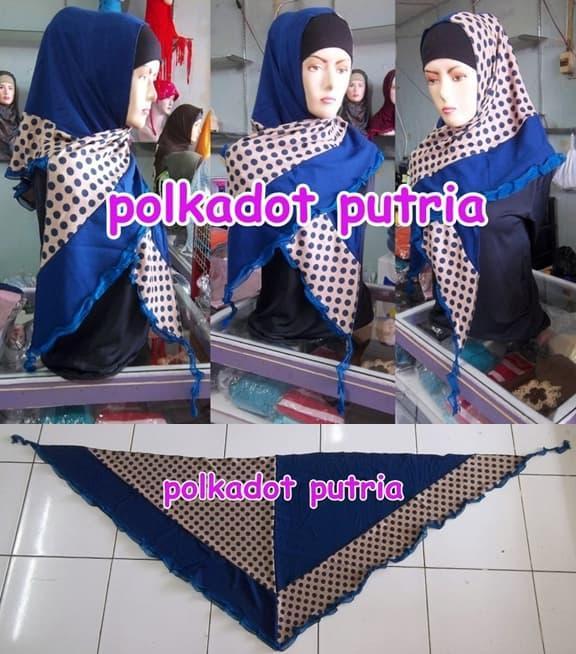 Jual Bergo Rumana Laser Jilbab Kepang Permata Hijab Instankerudung Scarf Hijab Instan Hijab Insta Harga Rp 70.000