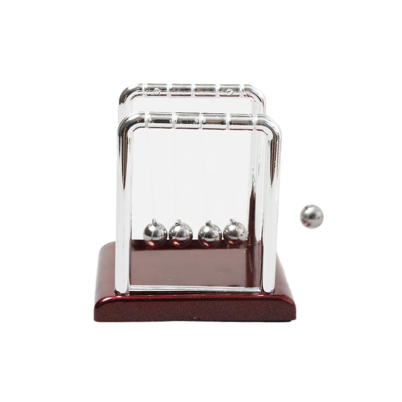 Pajangan Meja Pendulum Unik Keren Newton Size S