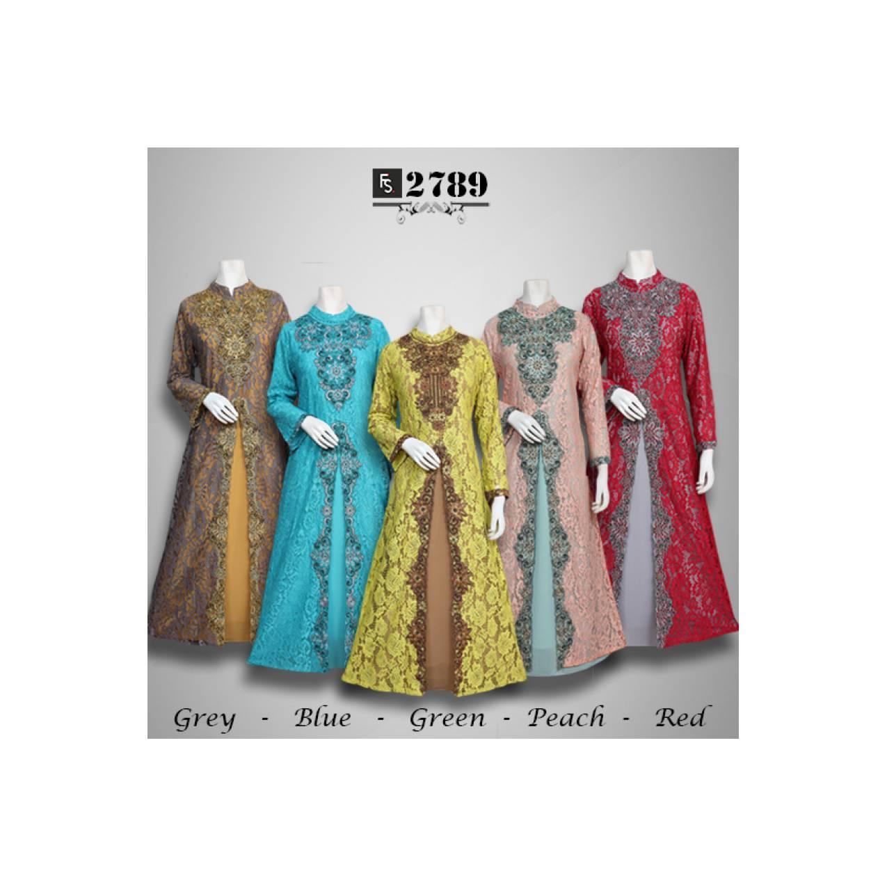 8a3a8439d9a695374bfbf838aa9f2ebd Review Harga Gamis Dari Brokat Elegant Paling Baru 2018