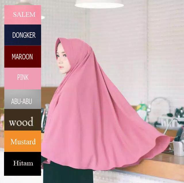 Jual Hijab Jilbab Modern Terbaik Lazada Co Id