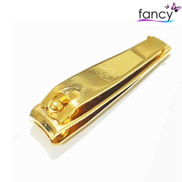 Gunting Kuku 777 608 Gold / Gunting Kuku Murah / Pemotong Kuku Warna Emas / harga gunting kuku 777 608 Gold