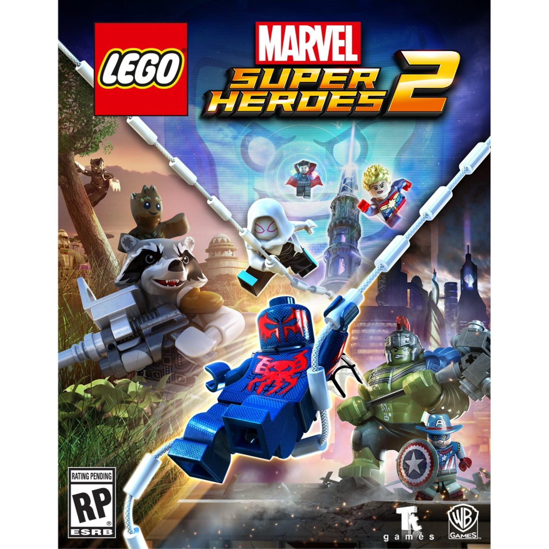 LEGO Marvel Super Heroes 2 Infinity War - Game PC
