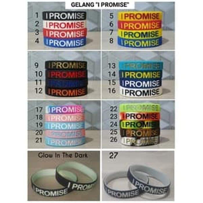 BEST SELLER gelang i promise lebron james - JcTkqsKI