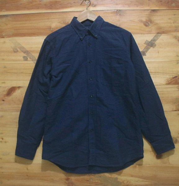 uniqlo navy longsleeve shirt original