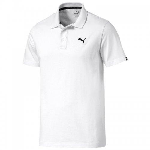 Puma kaos Polo ESS Jersey - 83824702 - putih c8bfb3e360
