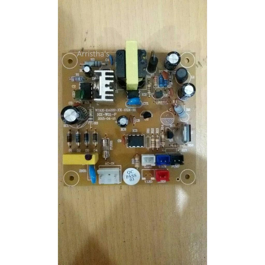 Modul/Pcb Assy Dispenser Miyako Wdp 200 - 300 - Gqfbpy
