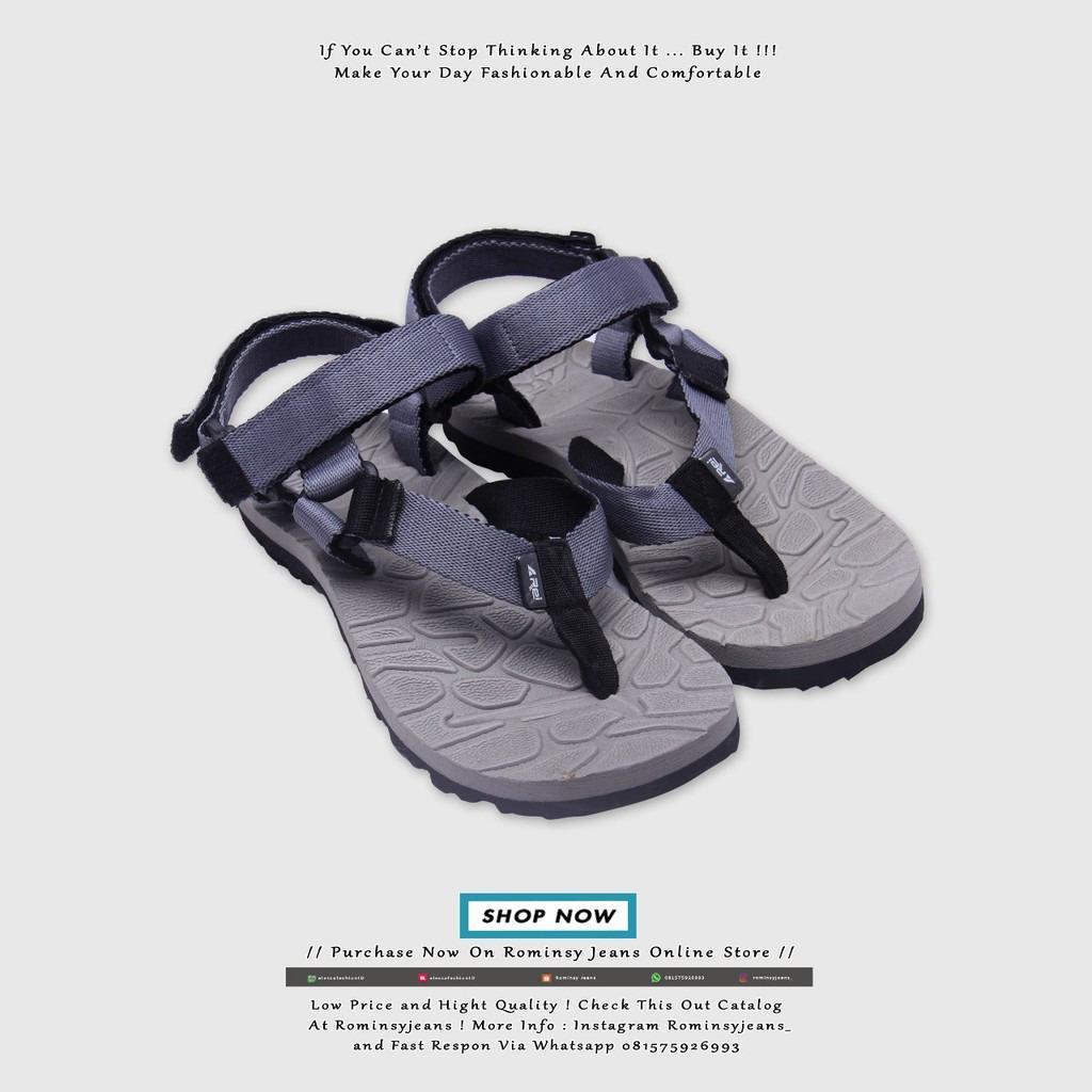 Sandal REI Ilama Grey